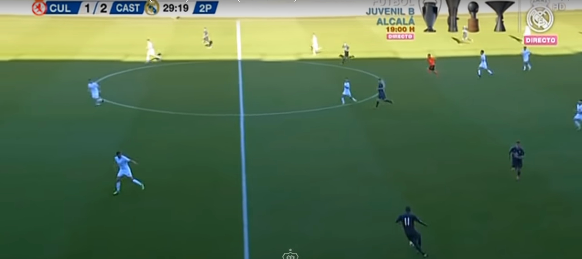 Real Madrid Tactical Analysis: Vinicius Jr and his statistics