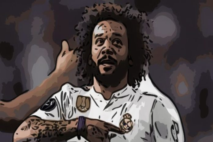 Marcelo Real Madrid Tactical Analysis