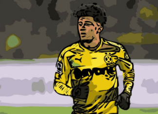 Jadon Sancho Vinicius Junior Borussia Dortmund Real Madrid Tactical Analysis