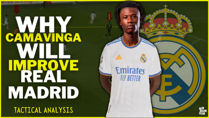 VIDEO: Camavinga joins Real Madrid but how does he actually play?